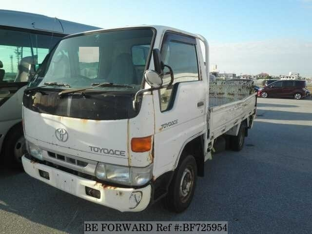 TOYOTA / Toyoace (KG-LY132)