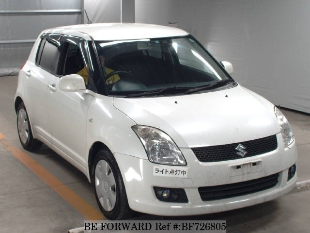 SUZUKI / Swift (DBA-ZD11S)