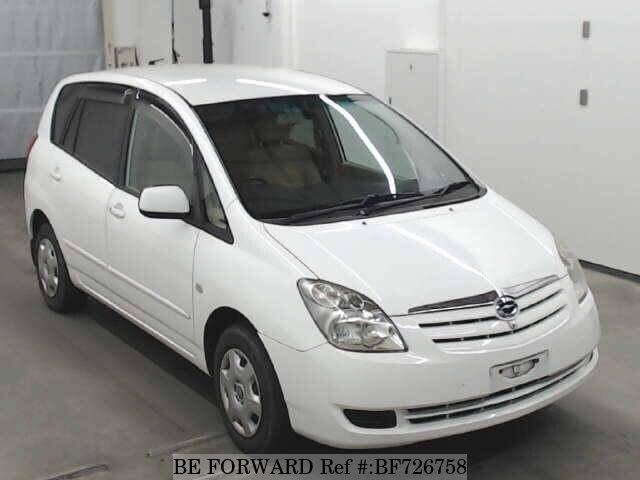 TOYOTA / Corolla Spacio (CBA-ZZE124N)