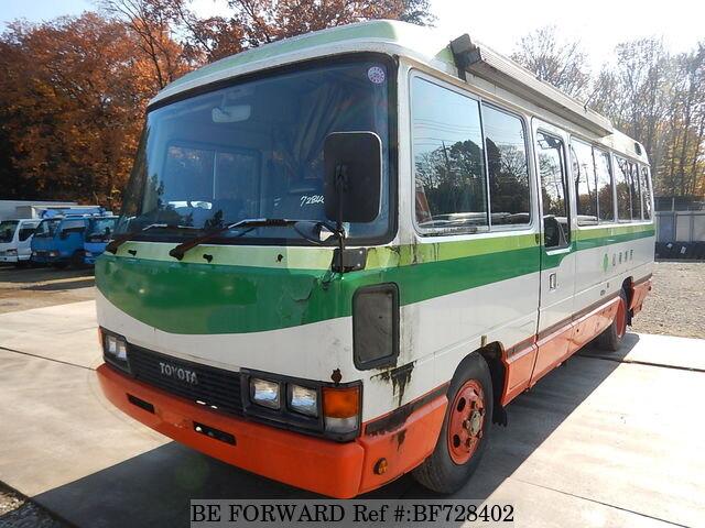 TOYOTA / Coaster Big Van (U-HZB36V)
