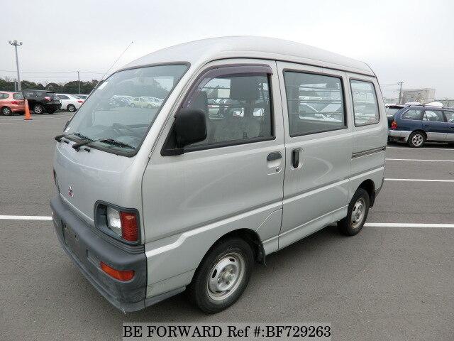 MITSUBISHI / Minicab Van (V-U41V)