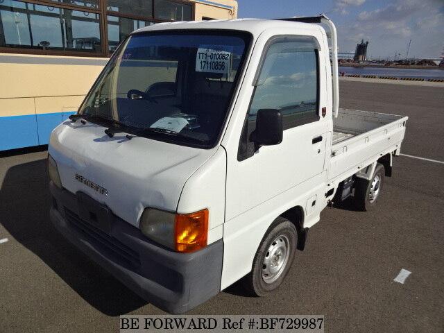 SUBARU / Sambar Truck (GD-TT1)