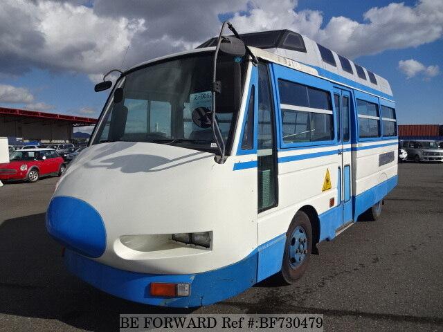 NISSAN / Civilian Bus (U-BW40)