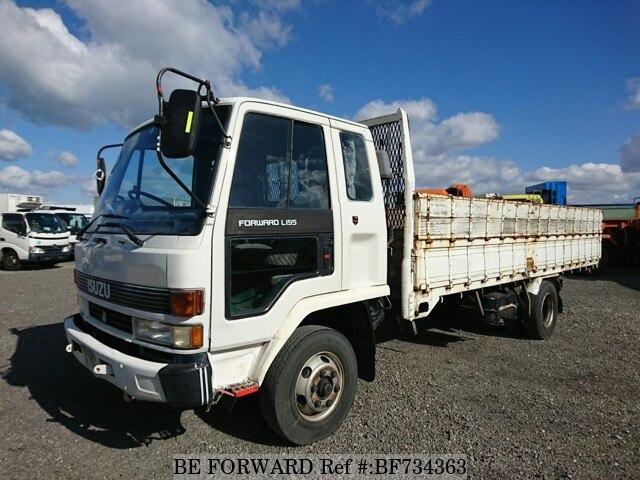 ISUZU / Forward (U-FRR32HB)