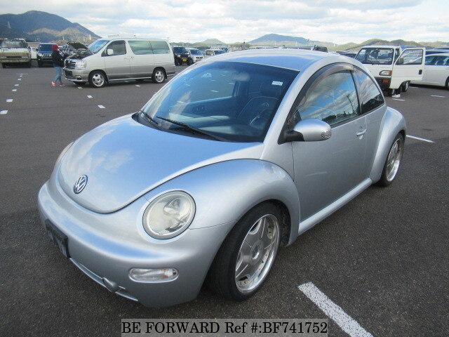 VOLKSWAGEN / New Beetle (GH-9CAZJ)