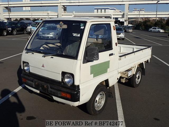MITSUBISHI / Minicab Truck (M-U18T)