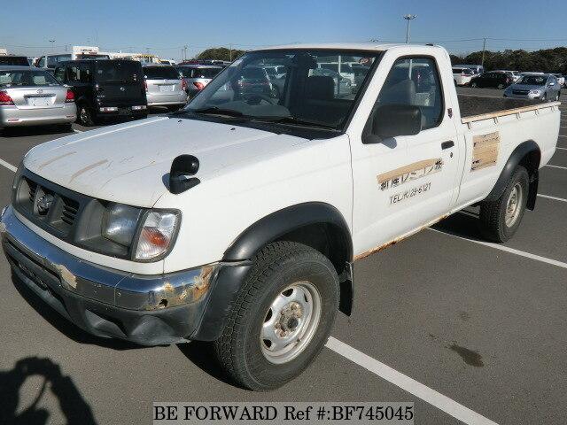 NISSAN / Datsun Truck (KG-LRMD22)