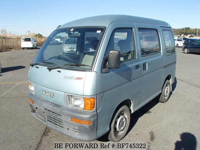 DAIHATSU / Hijet Van (V-S100V)