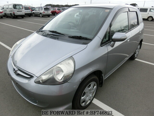 HONDA / Fit (DBA-GD2)