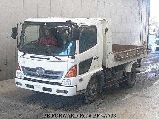HINO / Ranger (PB-FC6JCFA)