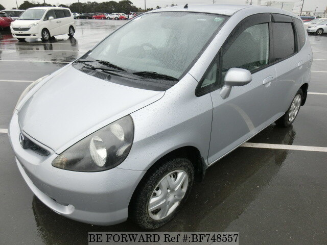 HONDA / Fit (LA-GD2)