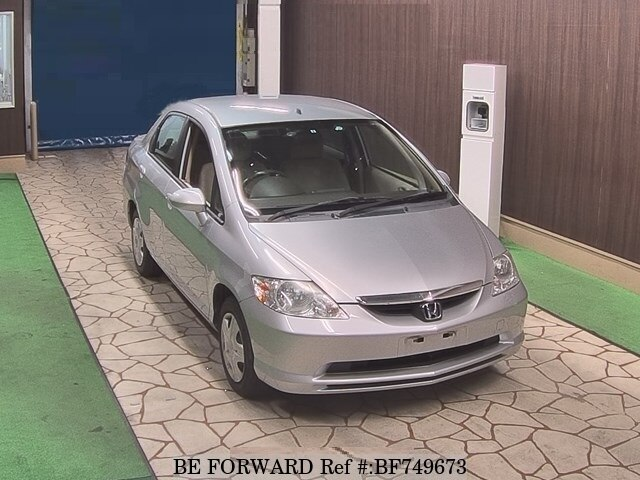 HONDA / Fit Aria (LA-GD6)