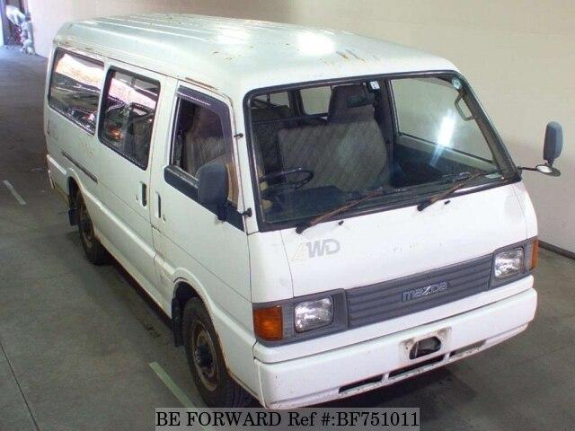 MAZDA / Bongo Brawny Van (KC-SR2AM)