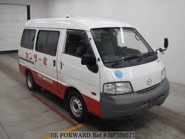 MAZDA / Bongo Van (KR-SKF2V)
