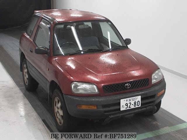 TOYOTA / RAV4 (E-SXA10G)