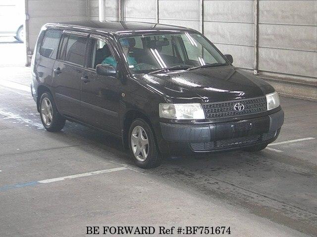 TOYOTA / Probox Wagon (CBA-NCP59G)