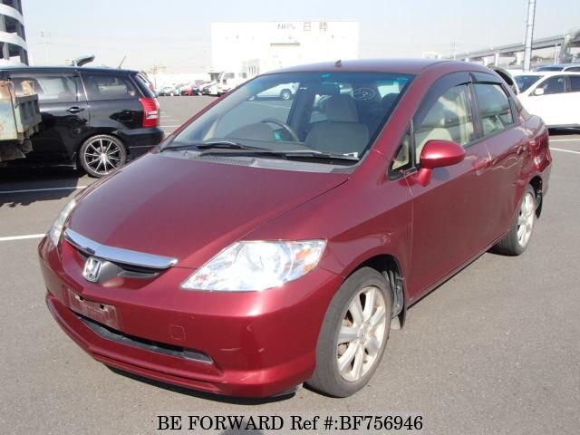 HONDA / Fit Aria (DBA-GD8)