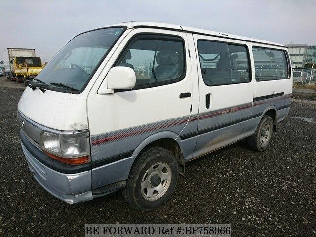 TOYOTA / Hiace Van (KC-LH119V)