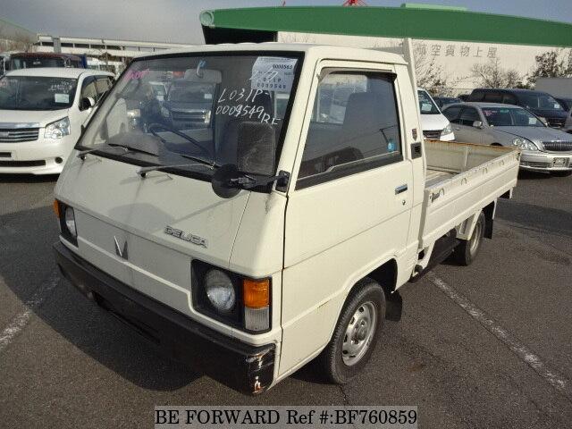 MITSUBISHI / Delica Truck (J-L031P)