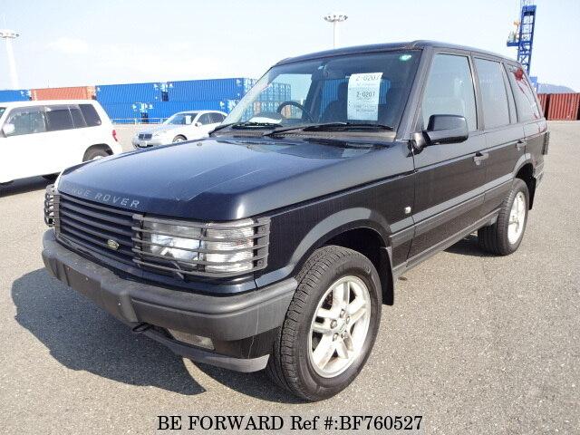 LAND ROVER / Range Rover (GF-LP60D)