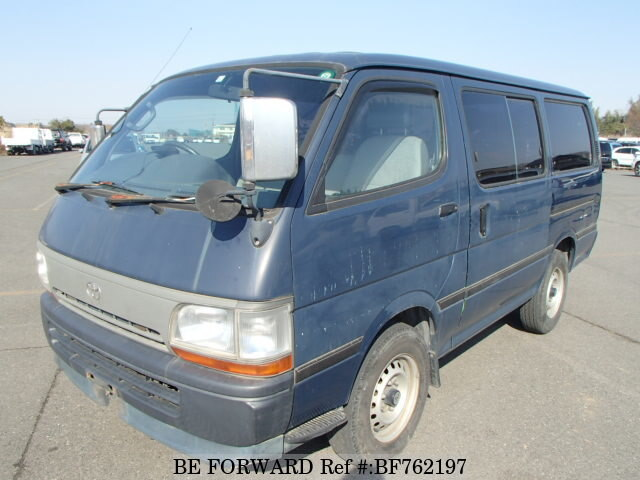 TOYOTA / Hiace Van (GB-RZH102V)