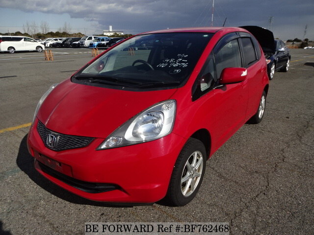 HONDA / Fit (DBA-GE7)