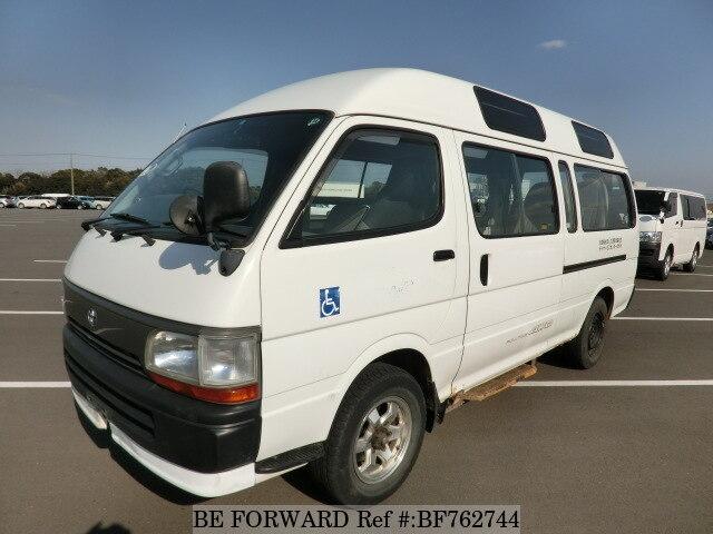 TOYOTA / Hiace Van (KC-LH129V)