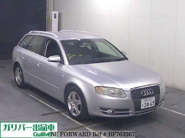 AUDI For Sale Used Stock List BE FORWARD Japanese Used Cars - Audi car types