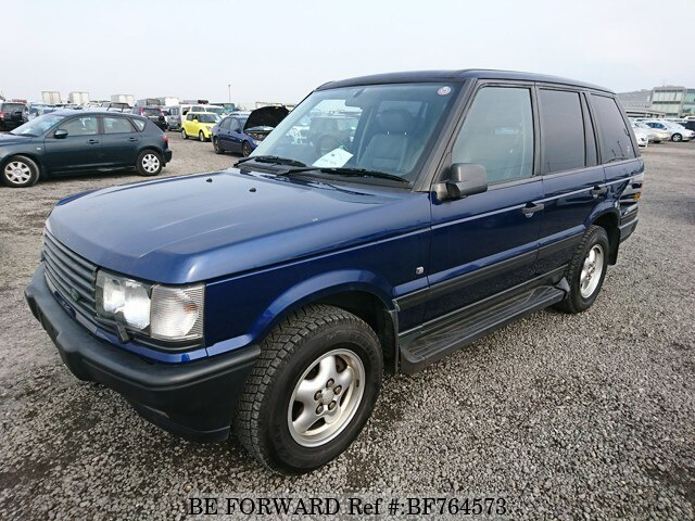 LAND ROVER / Range Rover (E-LP46D)