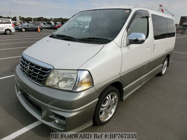 TOYOTA / Grand Hiace