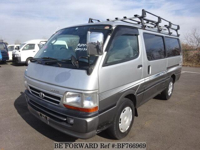 TOYOTA / Hiace Van (TC-TRH112V)