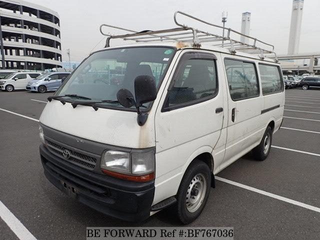TOYOTA / Hiace Van (GE-RZH112V)