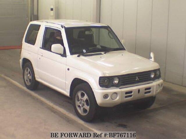 MITSUBISHI / Pajero Mini (GF-H53A)