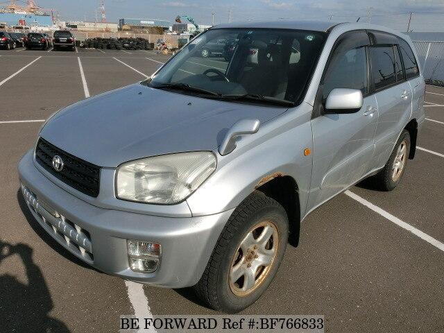 TOYOTA / RAV4 (TA-ACA21W)