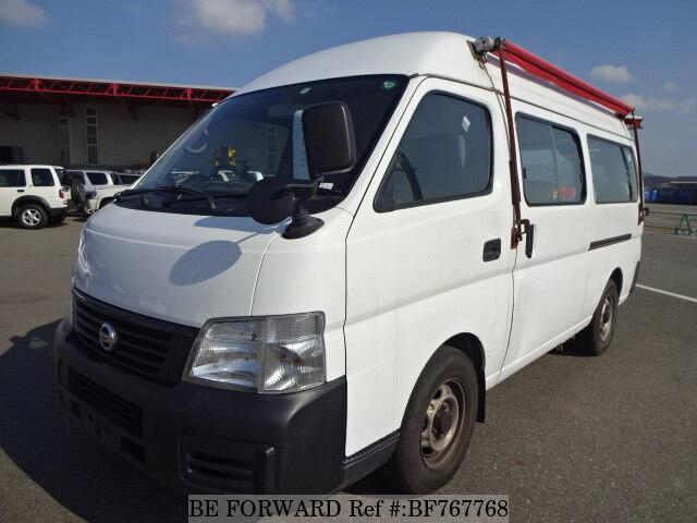 NISSAN / Caravan Van (KR-CWMGE25)