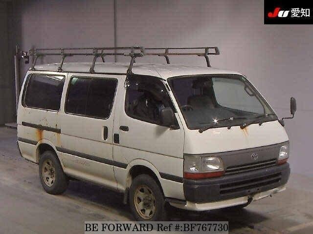 TOYOTA / Hiace Van (KC-LH109V)
