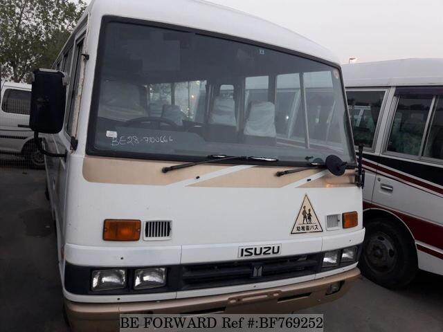 ISUZU / Journey Bus