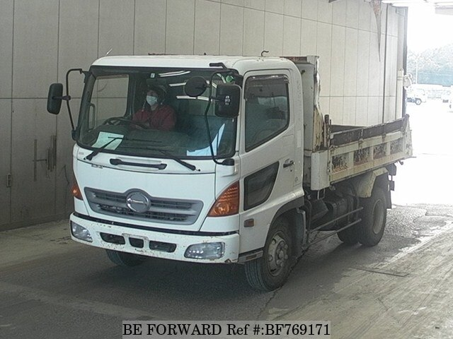 HINO / Ranger (PB-FC7JCFA)