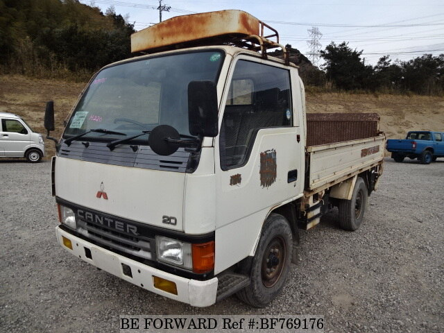 MITSUBISHI / Canter (U-FE301B)