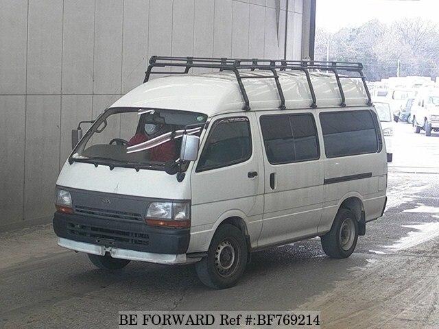 TOYOTA / Hiace Van (GB-RZH112K)