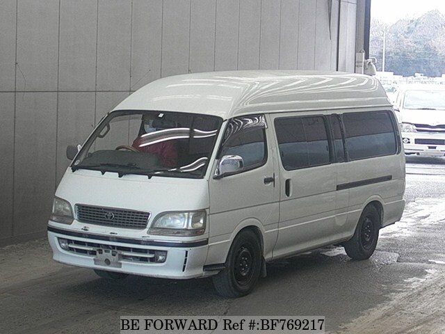 TOYOTA / Hiace Van (KC-LH123V)