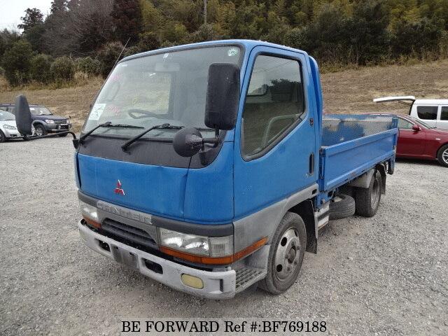 MITSUBISHI / Canter (KC-FE516B)
