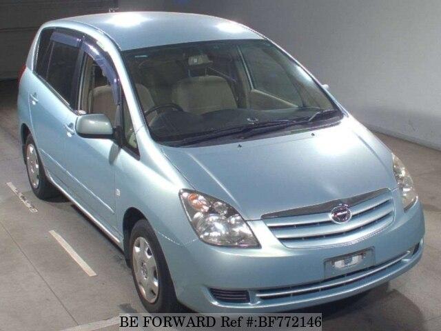 TOYOTA / Corolla Spacio (CBA-NZE121N)