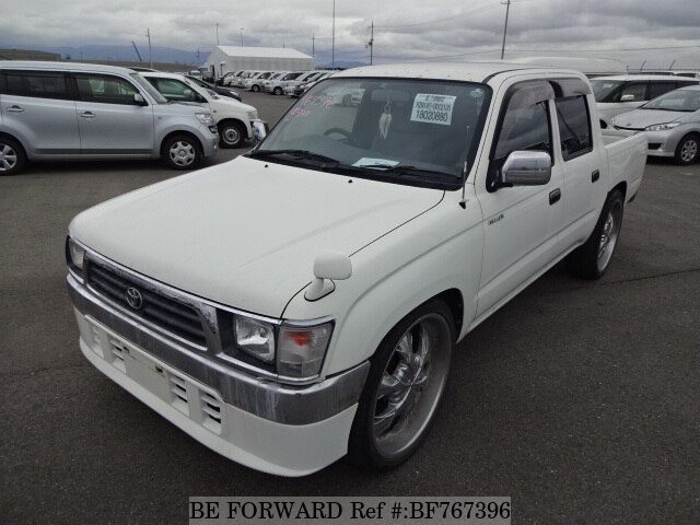 TOYOTA / Hilux Sports Pickup (GA-RZN147)