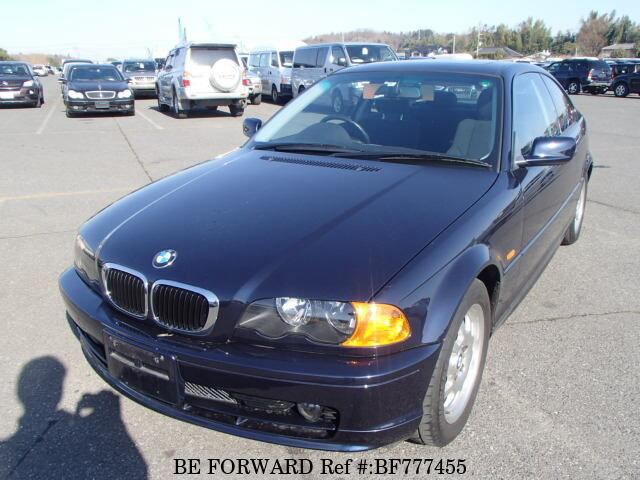 BMW / 3 Series (GF-AL19)