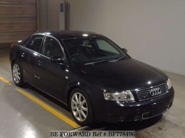 AUDI For Sale Used Stock List BE FORWARD Japanese Used Cars - Audi car list