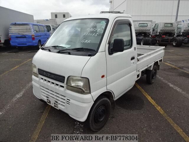 SUZUKI / Carry Truck (LE-DA62T)