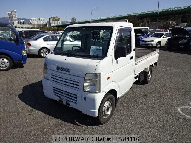 SUZUKI / Carry Truck (EBD-DA63T)