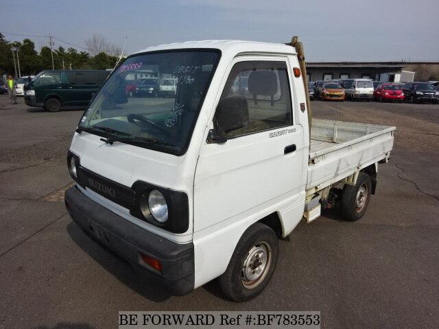SUZUKI / Carry Truck (M-DB51T)
