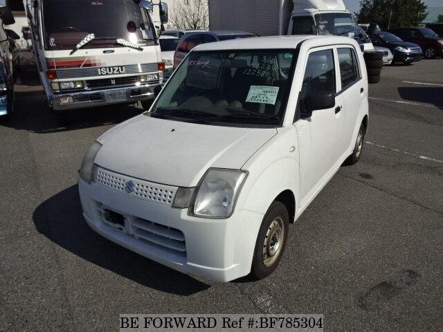 SUZUKI / Alto (GBD-HA24V)